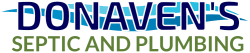 Logo of Donavens Septic Service